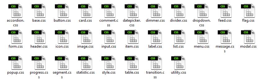 Css Files - Wojoscripts